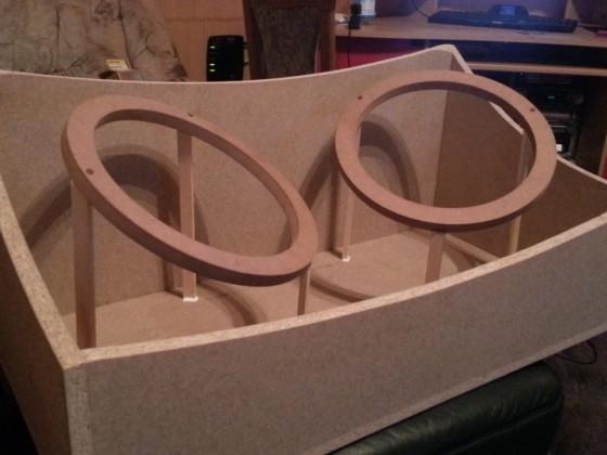 Zeichnung bis hin zum bauen der Box