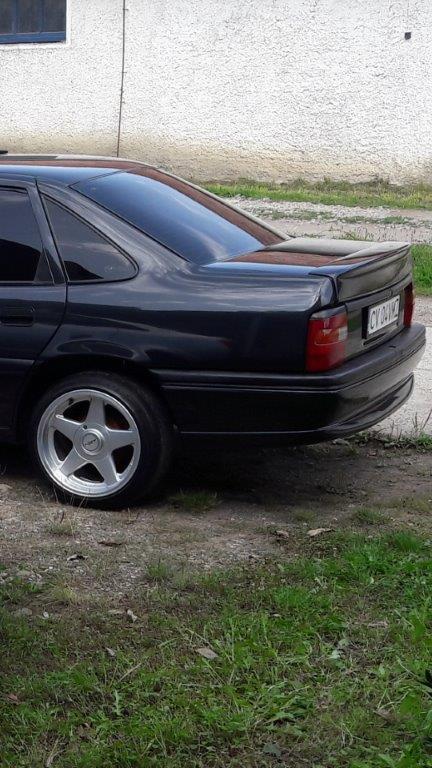 Vectra A Sportive