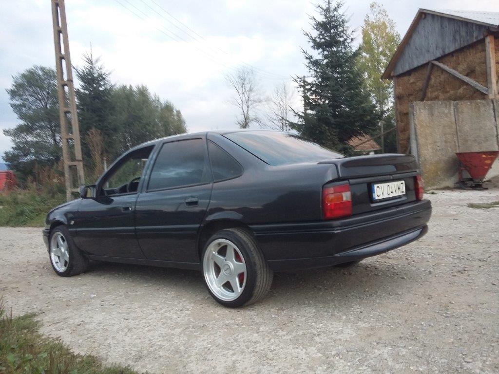 Opel Vectra A Sportive