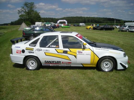 Vauxhall Cavalier BTCC John Cleeland Look