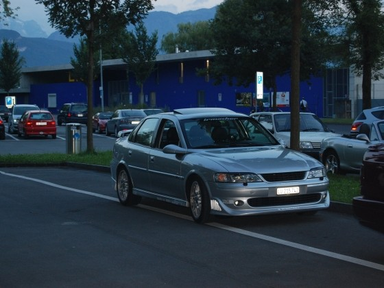 Vectra B i500 Stage II